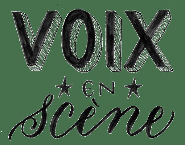 Voix en scène